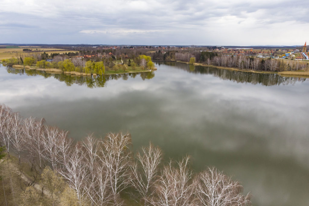 Hegyi tavakat fest zöldre a klímaváltozás - HáziPatika