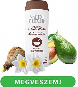 Sunfleur Medi Fleur intenzív bőrápoló krém pikkelysömör 50ml | BENU Online Gyógyszertár