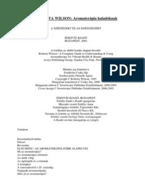 A bükki füvesember előadása - [PDF Document]