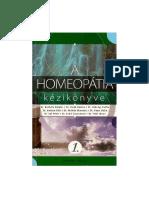 homeopata a pikkelysmr kezelsre