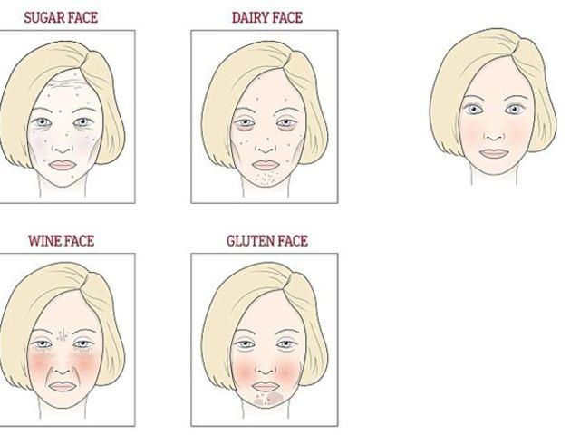 Vörös foltok az arcon sütnek és hámoznak le Téli vitaminbomba: a cékla