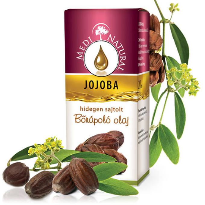 MediNatural jojoba bőrápoló olaj